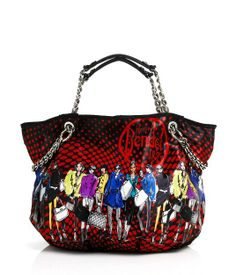 Hip To Be Chic Graphic Shopper | New Arrivals | Henri Bendel
