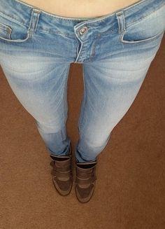 Kup mój przedmiot na #vintedpl http://www.vinted.pl/damska-odziez/dzinsy/13698603-jeansy-pull-and-bear