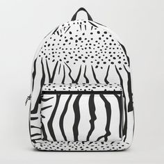 Background from cuttlefish Backpack by vladimirceresnak Art Shed, D Craft, One Size Fits All, Fashion Backpack, Laptop, Handle, Construction, Backpacks, Artists