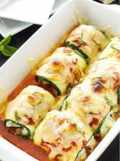 Voici 7 recettes faciles pour réaliser des lasagnes ! Savoureuses, originales et…