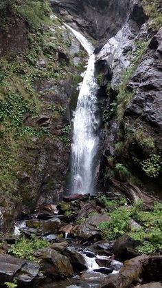 Sathali Waterfall, Bharmour