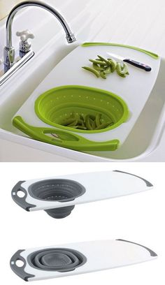 33 Insanely Clever Things Your Small Apartment Needs - must have these! #kitchenideas