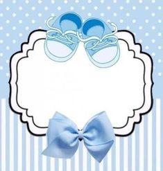 Ideas Baby Boy Scrapbook Tags For 2019 Baby Shower Clipart, Baby Shower Labels, Baby Shower Templates, Baby Shower Cards, Imprimibles Baby Shower, Baby Shower Invitaciones, Christening Invitations Boy, Baby Invitations, Baby Girl Shower Themes