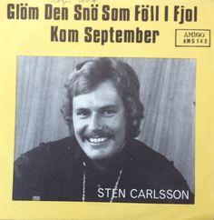 """Kom september. Svensk version af sang fra """"A song for Europe 1969""""."""