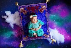 Princesa Disney Jasmine (Aladdin). Foto de Karen Marie.