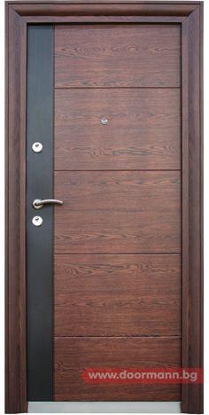 Wooden Front Doors With Glass Wooden Front Door Design, Wooden Front Doors, Main Door Design, The Doors, Pooja Room Door Design, Bedroom Door Design, Door Design Interior, Door Design Catalogue, Flush Door Design