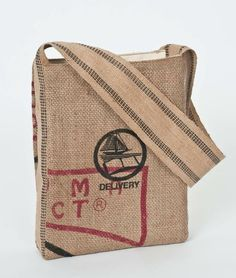 Promote your company with this great recycled tote bag!