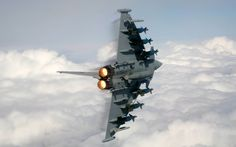 Military fighter jet