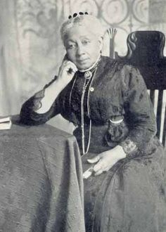 Dr. Susan Smith McKinney Steward was the first Black American woman to earn a medical doctorate (M.D.) in New York State and the third in the United States.