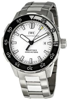 Iwc Aquatimer Automatic Watch 3568-05. => http://www.amazon.com/IWC-Aquatimer-Automatic-Watch-3568-05/dp/B0037TILAC/watches0906-20/ => Brand, Seller, or Collection Name:IWC,Model number:IW356805,Part Number:3568-05,Model Year:2011,Display Type:Analog,Case material:Stainless Steel,Case diameter:44 millimeters,Band width:20 millimeters,Dial color:White,Bezel material:Unidirectional,Special features:IWC,Item weight:2.1 Pounds,Warranty type:Contact seller of record