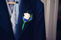 ~ Father of the Brides Suit { Chantal Lachance-Gibson Photography } ~ themarriedapp.com hearted <3