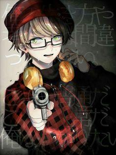 Anime Chibi, Anime Manga, Anime Art, Cool Anime Guys, Cute Anime Boy, Anime Boys, Danganronpa Characters, Anime Characters, The Wolf Game