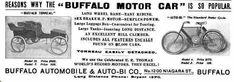1902 Buffalo Advertisement