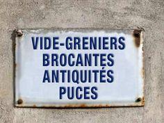 Vide- greniers
