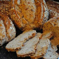 Chlebový kvásek - recept Bread, Food, Brot, Essen, Baking, Meals, Breads, Buns, Yemek