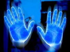 Petroleum jelly glows under blacklight #glow