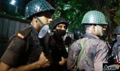 Gunmen attack diplomatic zone in Dhaka:  Unidentified gunmen exchanged gunfire with police Friday in a diplomatic zone of Bangladesh…