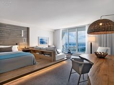 You're the One: 1 Hotel's Miami Beach Debut by Meyer Davis Studio | Projects | Interior Design
