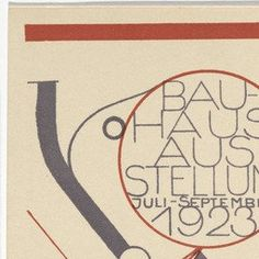 Somehow, Oskar Shclemmer's lifework is inseparable from the history of the Bauhaus movement. Founded in Weimar in 1919, The Bauhaus School brought about new perspectives on the Arts: through the...
