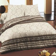 Rococo - Cotton Bed Linen Set (Duvet Cover & Pillow Cases)