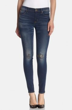 Hudson Jeans Krista Super Skinny Jeans Addicted | Pants, Clothing and Workwear