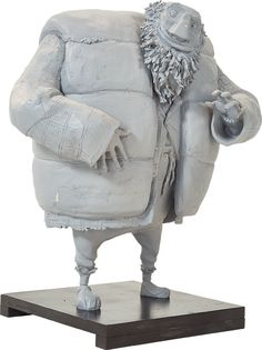 ParaNorman Mr. Prenderghast Original Animation Maquette (LAIKA, | Lot #94163 | Heritage Auctions
