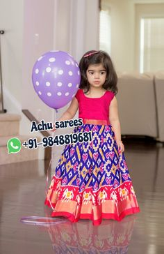 Long Frocks For Kids, Cotton Frocks For Kids, Frocks For Babies, Frocks For Girls, Dresses Kids Girl, Kids Outfits, Baby Dresses, Baby Lehenga, Kids Lehenga Choli