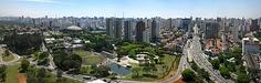 São Paulo - Panorama Ibirapuera