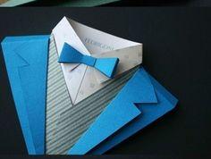 Artesanato Terno em Origami