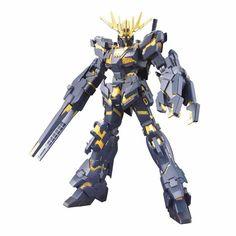Mobile Suit Gundam UC HGUC : RX-0 Unicorn Gundam Unit 02 Banshee [Destroy Mode]
