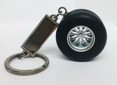 AndAlso Customize Tyre Key Chain with Logo