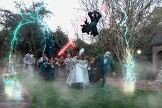 Sith Attack Wedding Party. We might need to do this...