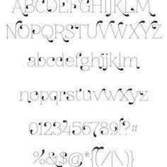Vista previa del artículo 22 tipografía originales y creativas gratuitas