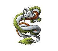 """""""Chinesischer Drache"""" - Einer von zahllosen Topsprites des letzten Sprite-Wettbewerbs: http://forum.pokefans.net/pokemon-fanart-wettbewerbe/topic61536.html"""