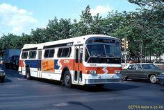 SEPTA  FLEX  1978.