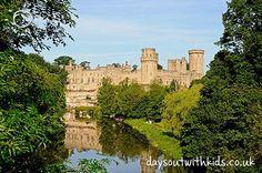 Warwick Castle on #Daysoutwithkids