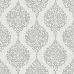 Graham & Brown Grey Peelable Paper Unpasted Textured Wallpaper