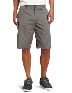 You gotta have at least one pair of these in your closet, the frickin too chino shorts from volcom feature a 22-inch out seam, relaxed chino short fit, and custom volcom details throughout, part of volcom's corpo class collection