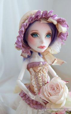 """""""Кабаре """"для кукол монстр хай / Одежда и обувь для кукол - своими руками и не только / Бэйбики. Куклы фото. Одежда для кукол"""