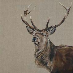 Deer Drawing, Bird Drawings, Animal Drawings, Paintings I Love, Animal Paintings, Pastel Paintings, Deer Art, Amazing Drawings, Equine Art