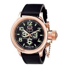 Men's Invicta Russian Diver Chronograph 7104 /