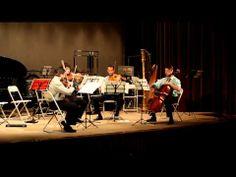 LINSEN Media Productions Stravinsky - Tres Piezas para Cuarteto de Cuerdas  http://linsenmedia.wix.com/producciones https://www.facebook.com/linsenmediaproductions http://www.youtube.com/linsenmedia