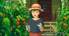Risultati immagini per quando c'era marnie wallpaper Hayao Miyazaki, Studio Ghibli Art, Studio Ghibli Movies, Gifs, Erinnerungen An Marnie, Anime Manga, Anime Art, Nausicaa, When Marnie Was There