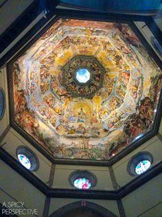Inside Duomo - Florence, Italy #italy #travel