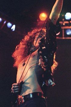Robert Plant-Led Zeppelin............