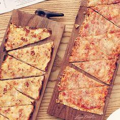 flatbread pizzas