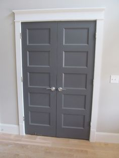 The Kingsbury Plan- Lot 52 Portofino - contemporary - interior doors - raleigh - Jarman Homes