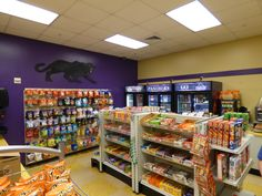 For your snacking pleasure there is a convenience store located in the Memorial Student Center. It is located in the same area of the Memorial Student ...