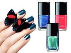 Chanel summer makeup collection 2013