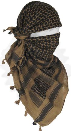 Red Rock Tactical Shemagh Head Wrap - Ammo Can Man Military Issue, Military Gear, Military Army, Military Equipment, African American Makeup, African American Hairstyles, Black American Flag, American Women, American History